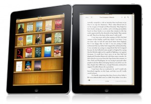 Apple iPad iBookstore