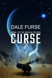 Curse (Book 1 of the Wexkia trilogy)