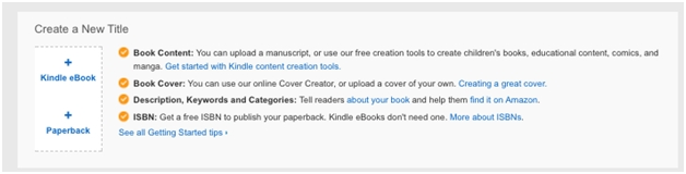 How to Get Started with Kindle Direct Publishing (KDP) - The Book