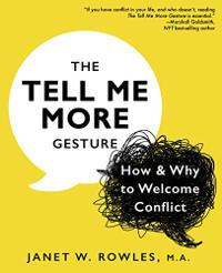 The Tell Me More Gesture